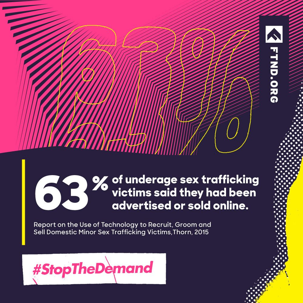 Demand stops with me