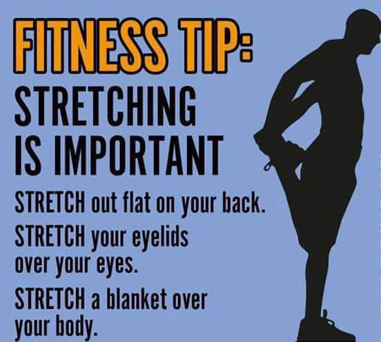 Stretch your smile muscles