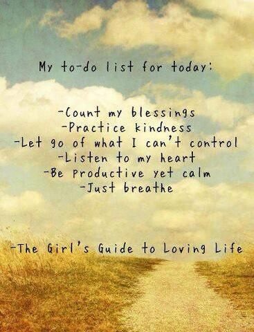 (Not Just) the Girl's Guide to Loving Life