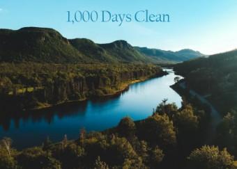 1,000 Days Clean