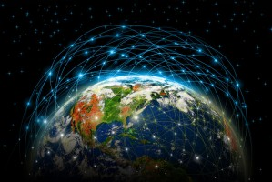Corona: Disease of an Interconnected World