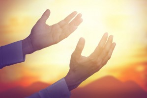 Holding Hashem's gifts with an open hand