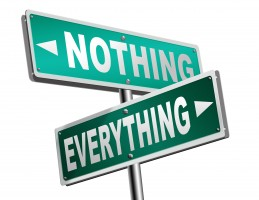 Principle 14: It's never all or nothing
