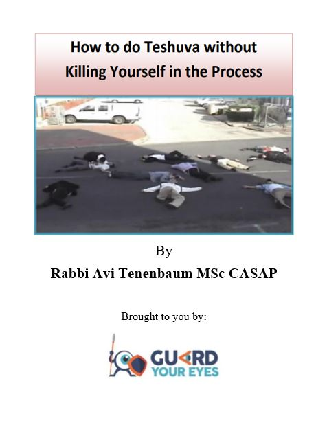 How to do Teshuva without Killing Yourself