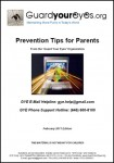 Prevention Tips for Parents