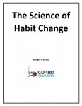 The Science of Habit Change