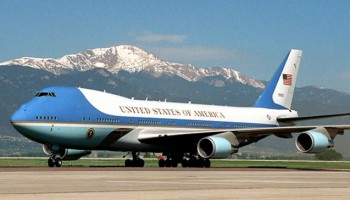 Korach and Air Force One