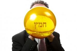 Matzah: Letting go of the hot air