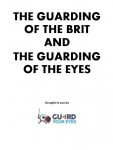 The Guarding of the Brit and the Guarding of the Eyes