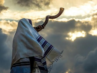While listening to the Shofar last year